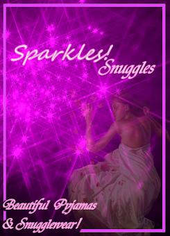 SPARKLES! SnuggleWear