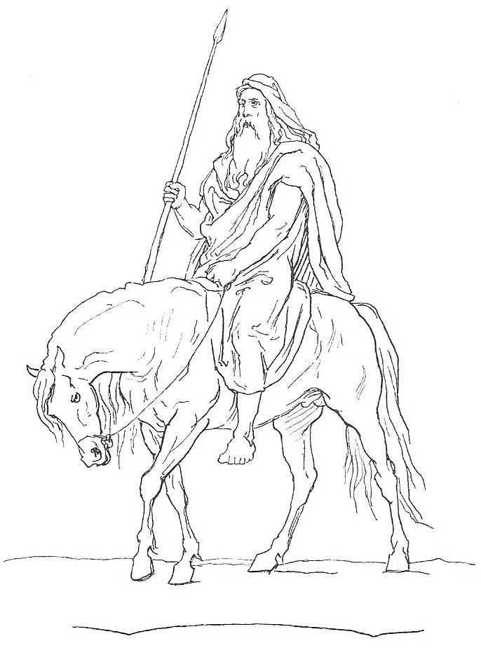 Viking Coloring Pages For Adults : Free coloring pages of viking gods