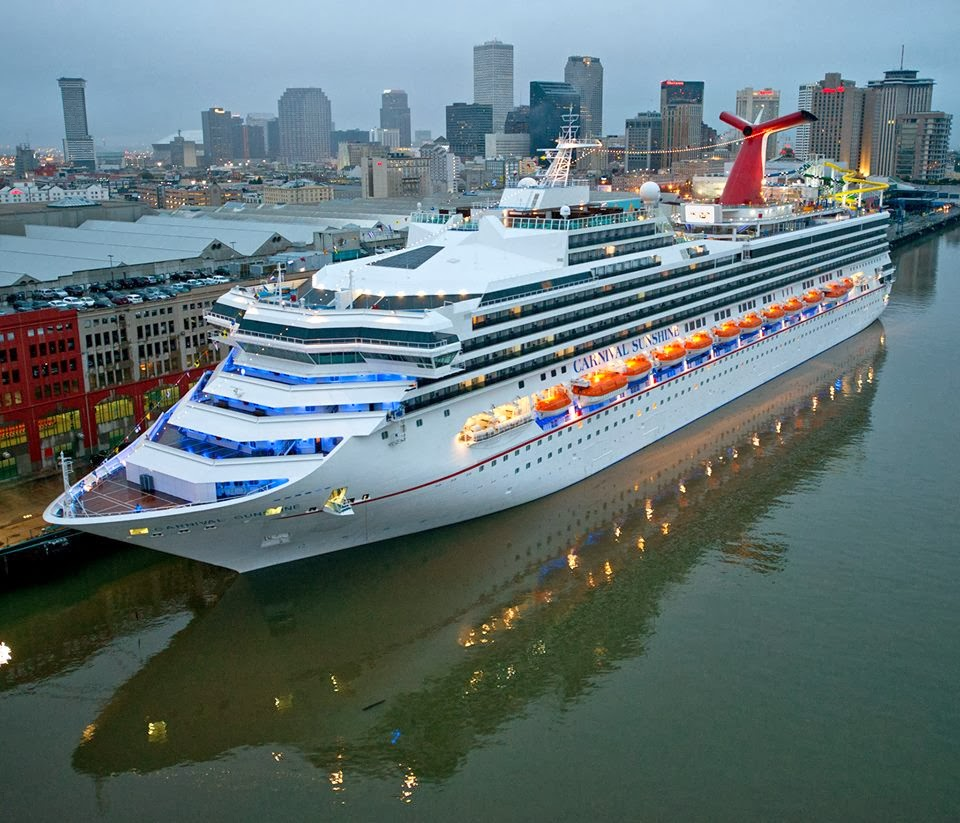 Ray S Cruise Amp Travel Blog Carnival Sunshine