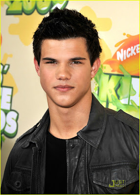 Beautiful Taylor Lautner Picture