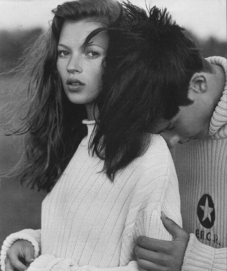 tumblr lil89j1Kvn1qa49l0o1 500 A young Kate Moss