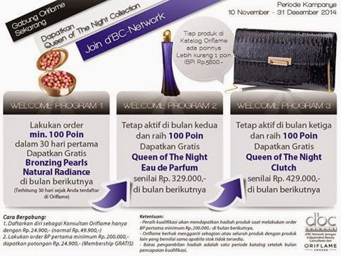 Promo Join Oriflame Desember