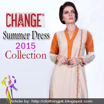 Change Casual Summer Dresses 2015 Collection for Girls