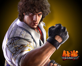 hd wallpaperz of miguel caballero rojo tekken player