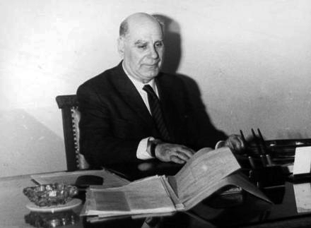 ΕΥΑΓΓΕΛΟΣ ΠΑΠΑΝΟΥΤΣΟΣ [1900-1982]