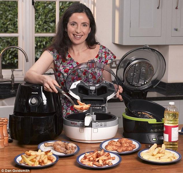 Kitchen Hero Low Fat Fryer Recipe Book