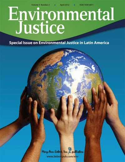 Environmental Justice Journal Edición Especial América Latina