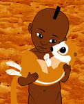 Kiriku 2 e os animais selvagens (Indicação para as crianças)