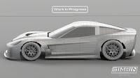 GTR3 Imagenes Corvette C6R 6