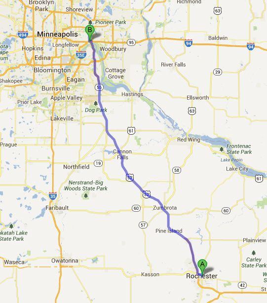 Quick Info Where Is Rochester Minnesota Around Rochester - Where is minnesota