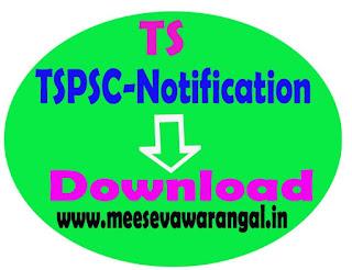 http://www.tspsc.gov.in/Detailednoti.jsp