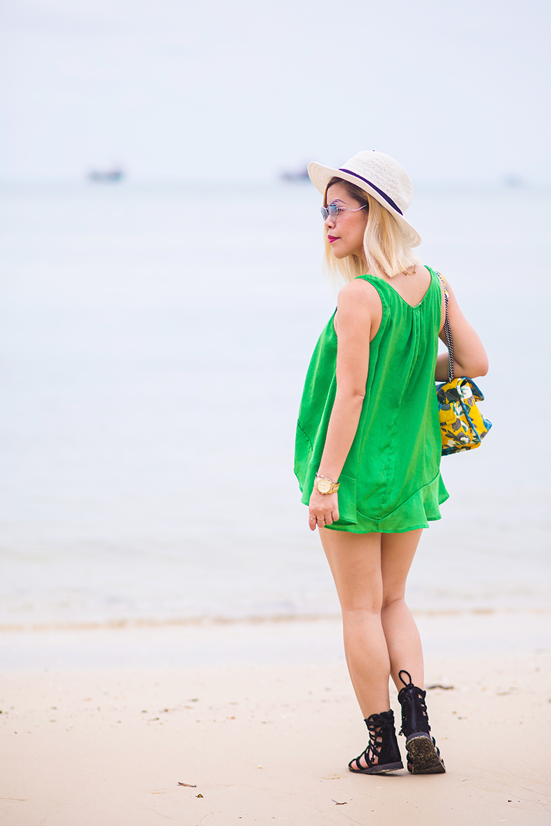 Pristine Panwa Beach through Fashion and Lifestyle Blogger Crystal Phuong's camera lens