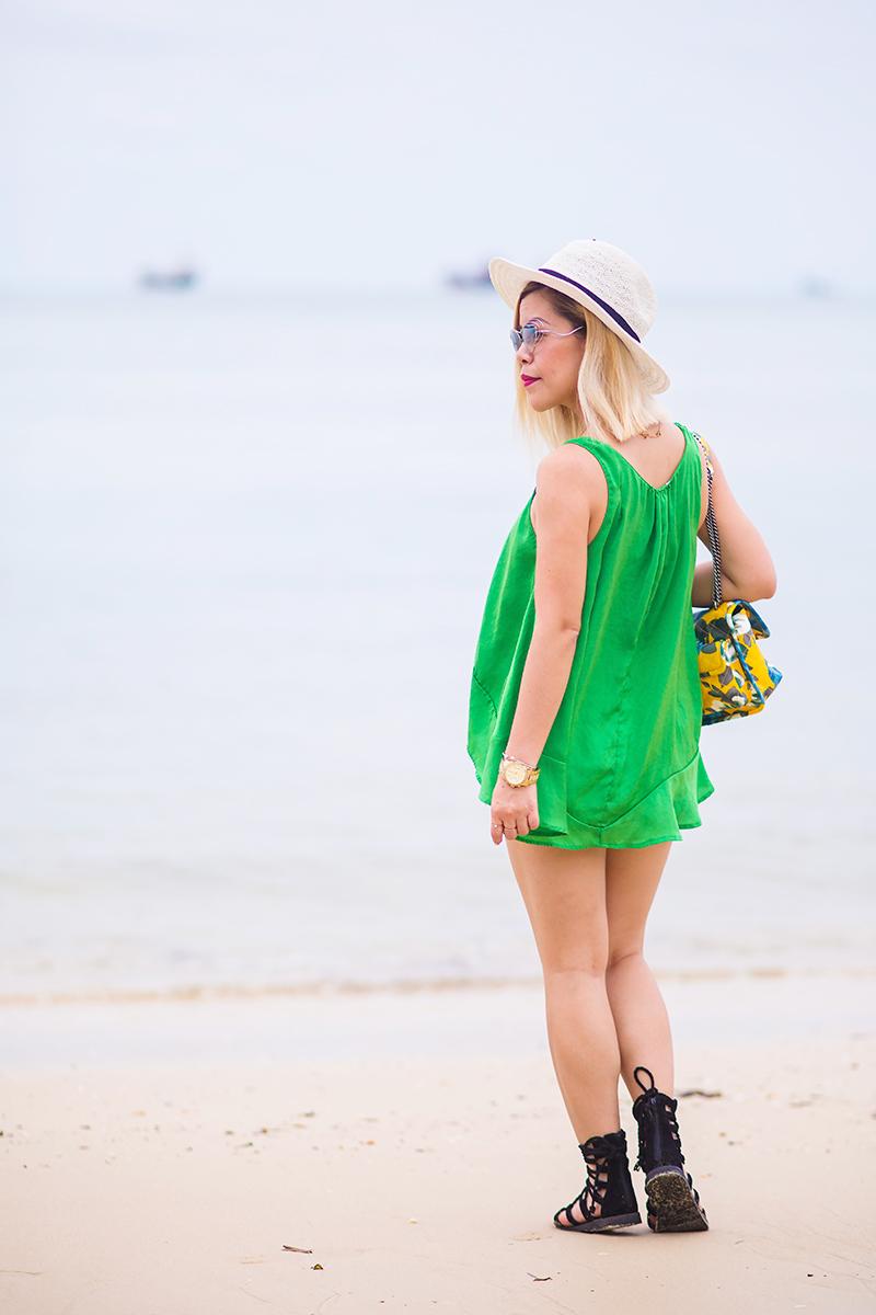 Pristine Panwa Beach through Fashion and Lifestyle Blogger Crystal Phuong's camera lens