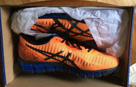 Norway Womens Asics Gel-quantum 360 - 2015 07 Did You Think You Could Stop Future