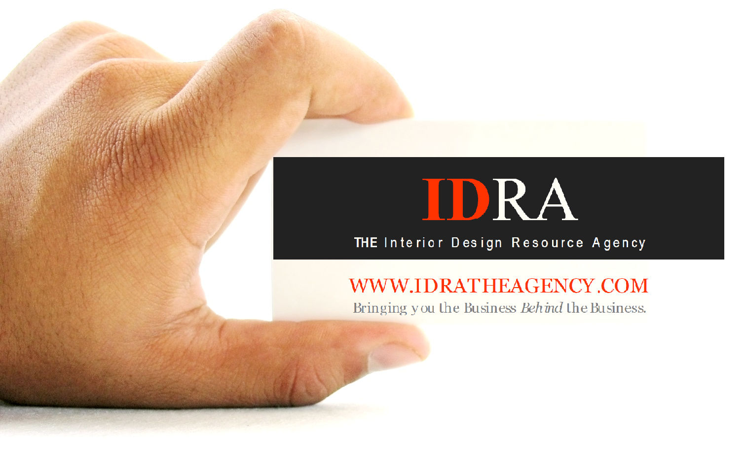 IDRA the Agency: Bang for Your Buck: The Business Card Brochure