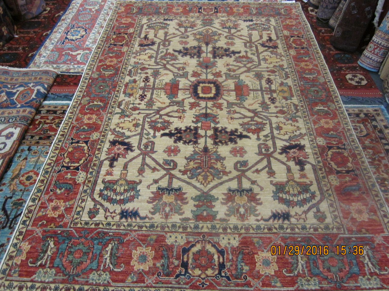 Undercoverruglover Afghan Rugs In Tribal Designs