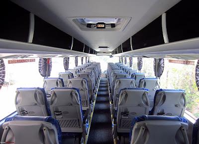 Tarif Sewa Bus Pariwisata Murah