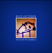 New Blue October Album - August 16, 2011