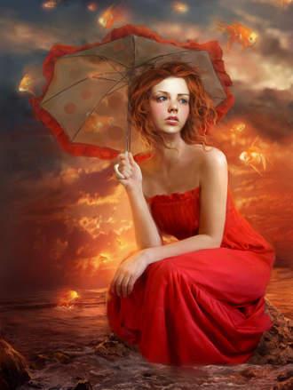 لا تقدم لى وردا  فانا الورد نفسه  انا اشواكه  وانا عطره  واهات نزعه