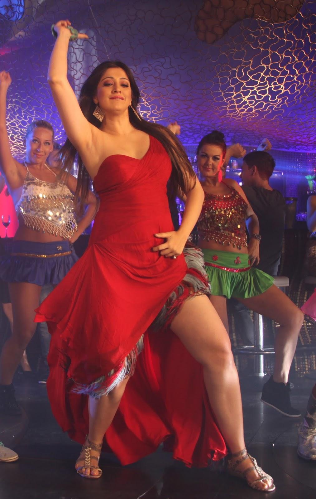 Lakshmi Rai Showing Hot Thighs ~ Fashion & Style