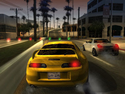 Auto Racing Game on Real Street Racing Games For Mobile   Free Download   Car   Jar   Java