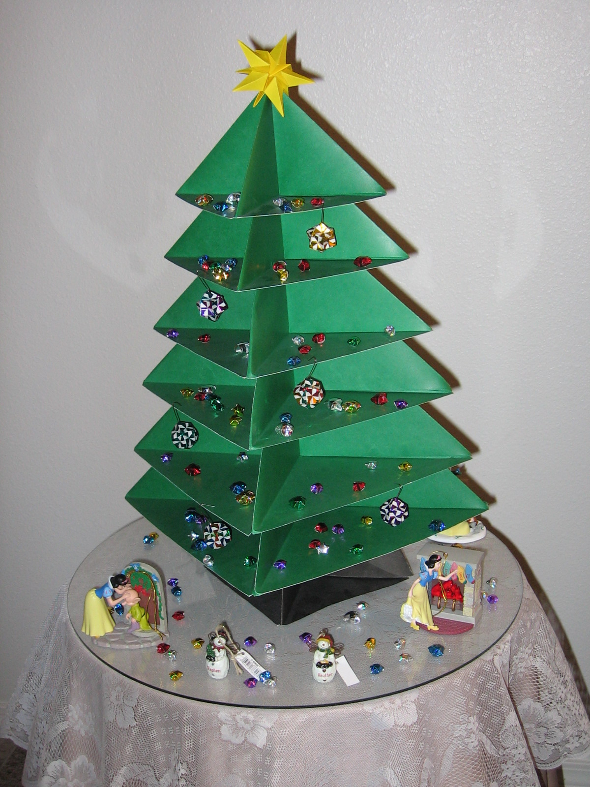 Origami Maniacs: Christmas Tree 2