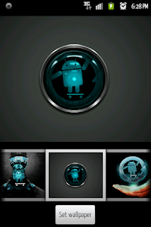Antique CyanogenMod adw Theme