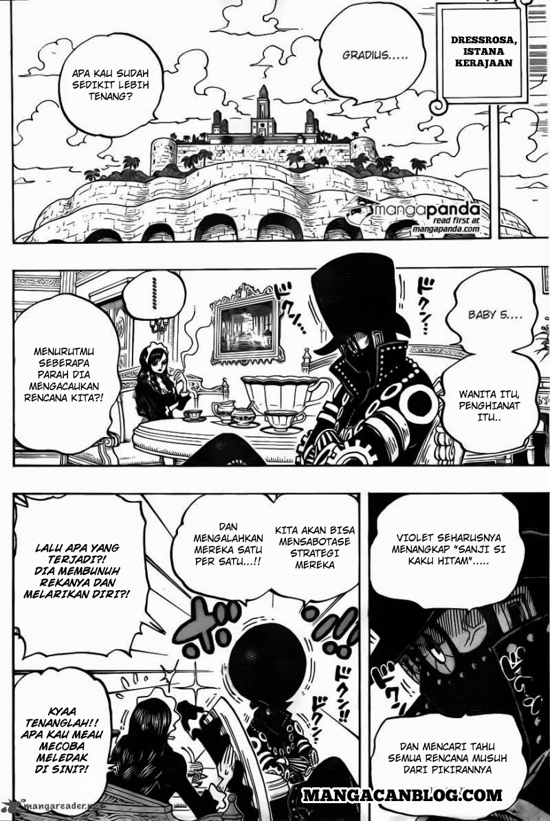 Komik one piece 723 - perubahan rencana 724 Indonesia one piece 723 - perubahan rencana Terbaru 3|Baca Manga Komik Indonesia|Mangacan