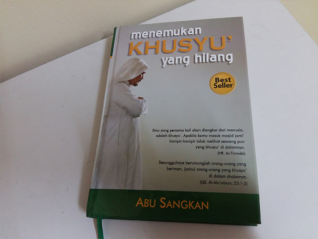 Buku untuk cikgu!