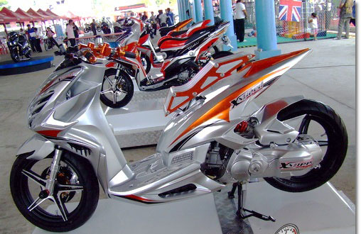Yamaha Mio 125cc Motorcycle
