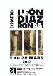 Exposition de León Diaz Ronda