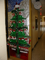 Innovative Office Door Christmas Decorating Contest 2011 Door Decorating Contest