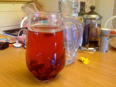 напитки, лимонад, вкусные напитки, вишня, вишневый лимонад