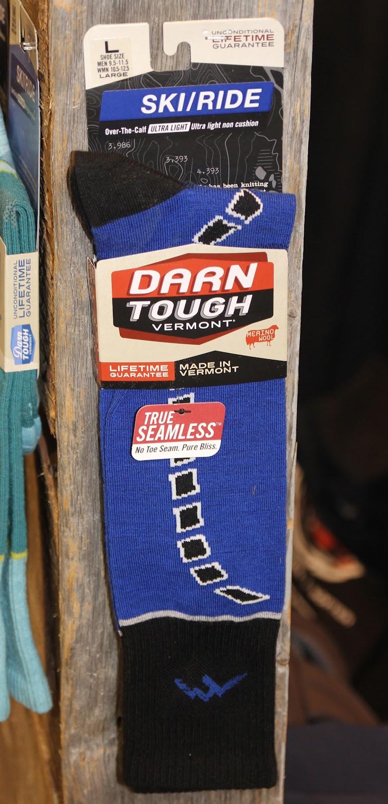 df723541f Also new-are the fine gauge merino wool   nylon Lycra® Spandex  Over-The-Calf Women s Men s Fang Ultra-Light Ski Ride socks...that deliver  for Fall 2012.