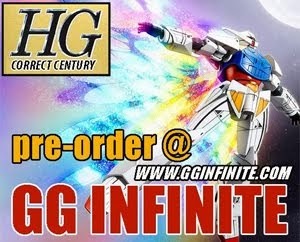 HG 1/144 Turn A Gundam + Effect Part [P-Bandai Online Hobby Shop Exclusive] Combo