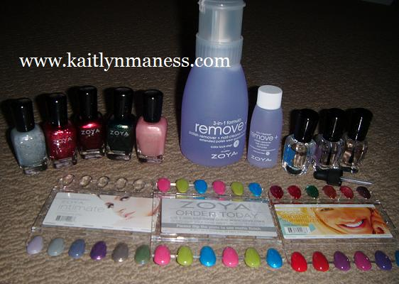 Zoya Remove Plus Nail Polish Remover Review - Creative Touch