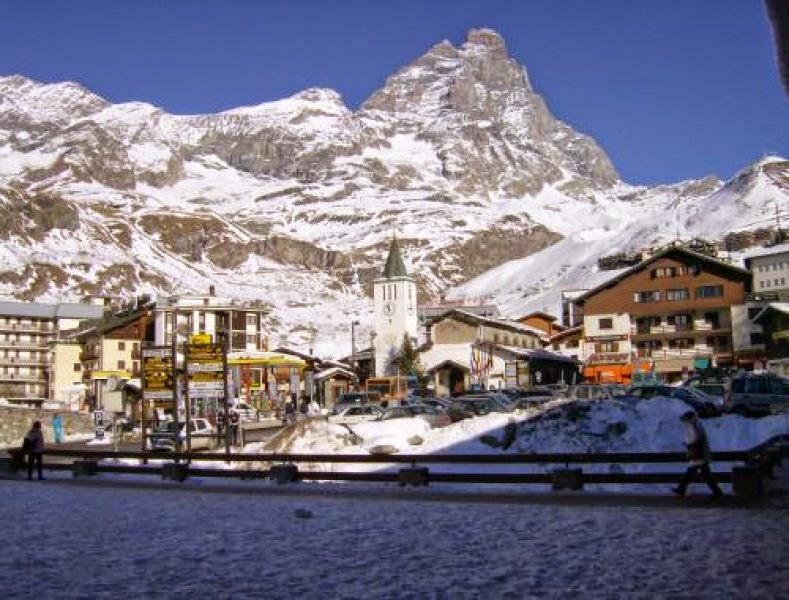 Cervinia, Alps