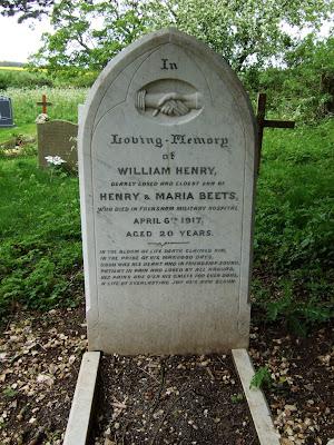 Beets, Burial, Norfolk