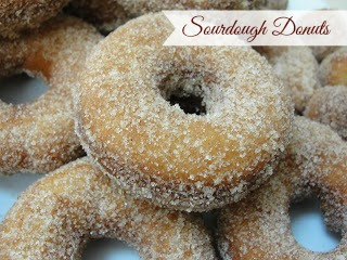 Sourdough Donuts (Sourdough Surprises)