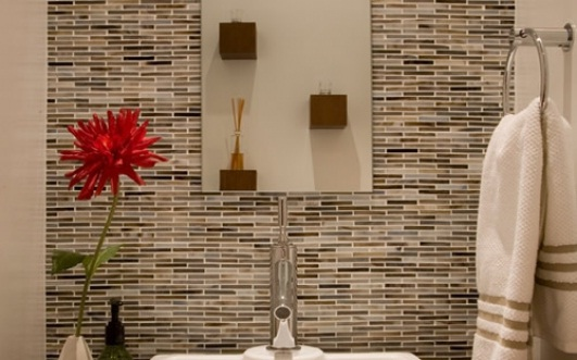 Azulejos De Vidrio Para Baño:baño-azulejos-vidrio-10jpg