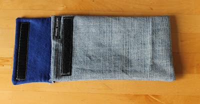 Tasche für nexus 7 selber nähen
