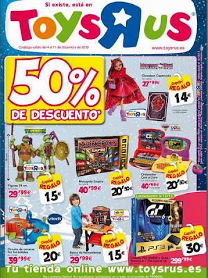 juguetes toysrus oferta 4-5 12-2013