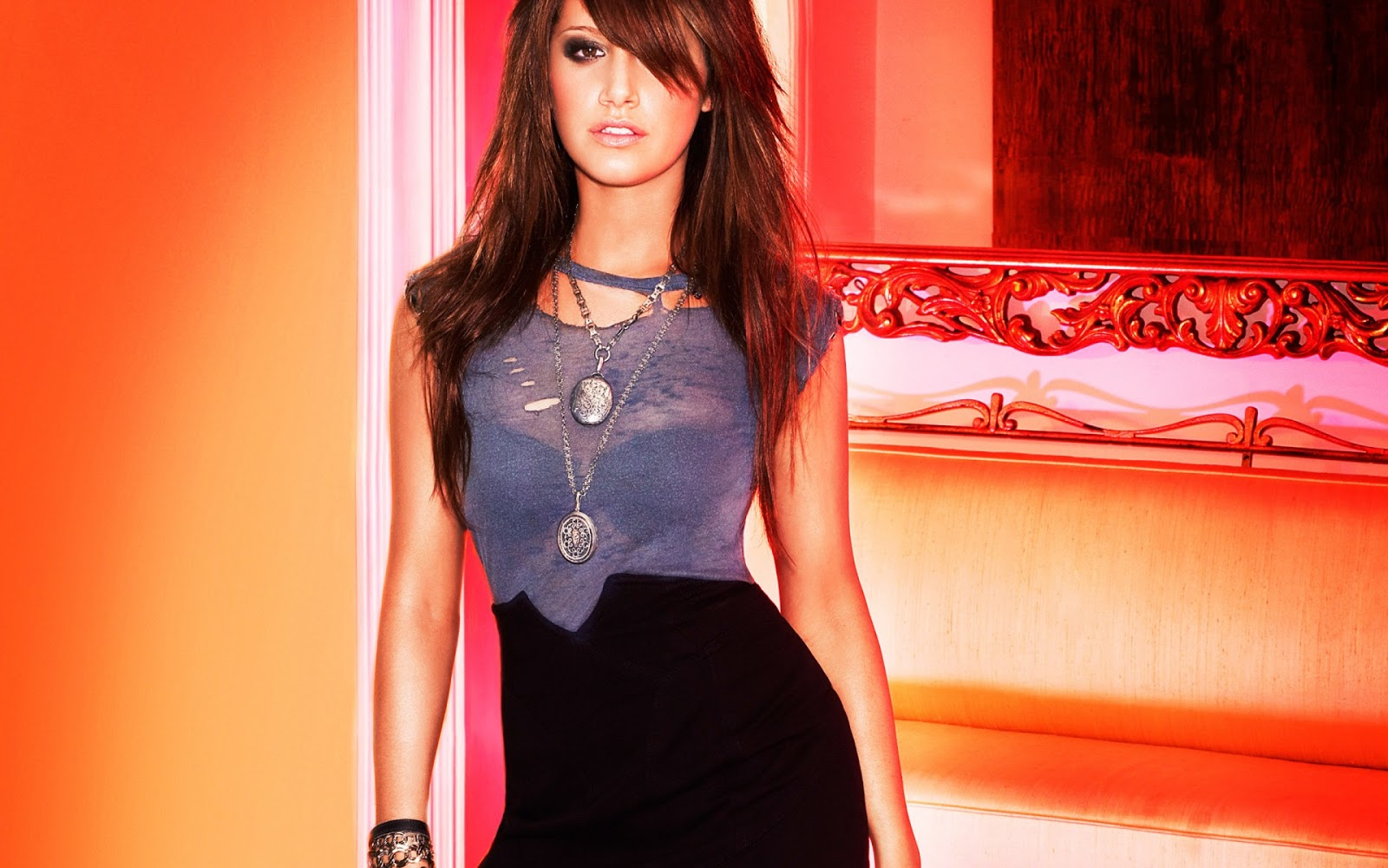 Ashley Tisdale Photo Shoot