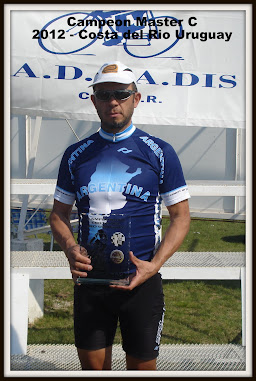 Campeon Master C - 2012