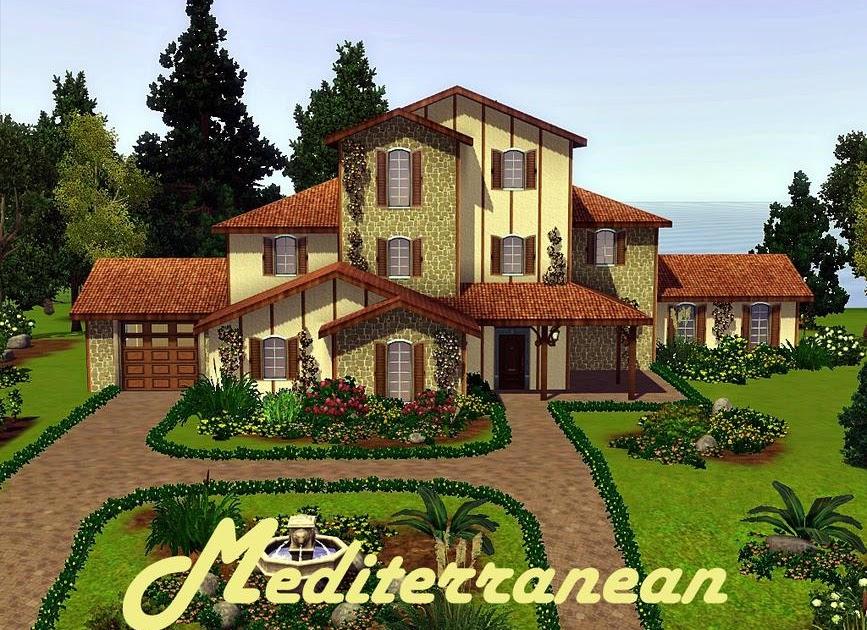 Era dos sims 3 tudo que seu sims quer download casa for Casa moderna sims 3 sin expansiones