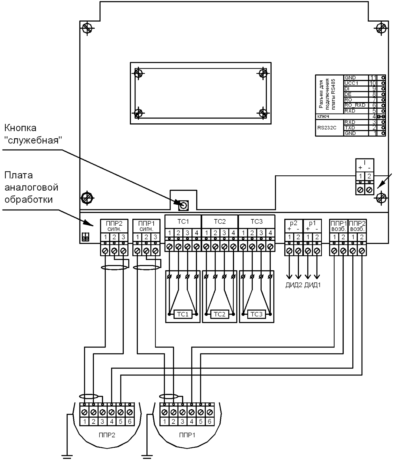Инструкции по монтажу теплосчетчика тэм 104