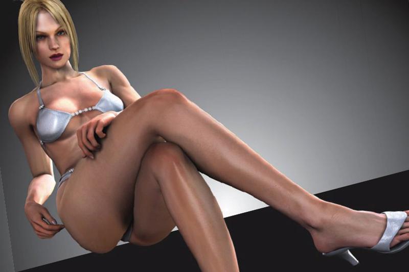 Tekken Bikini Swimsuit