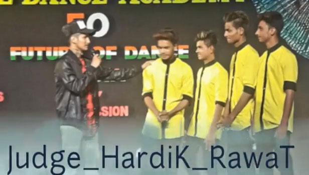 Dance Plus Hardik Rawat,FOD, D Warriors Crew
