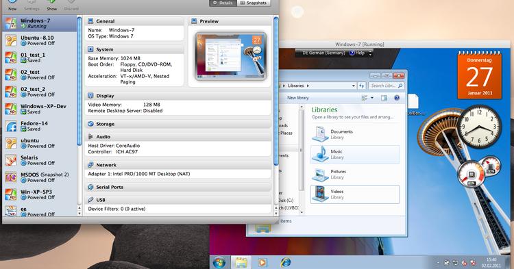 試用 VirtualBox 4.2