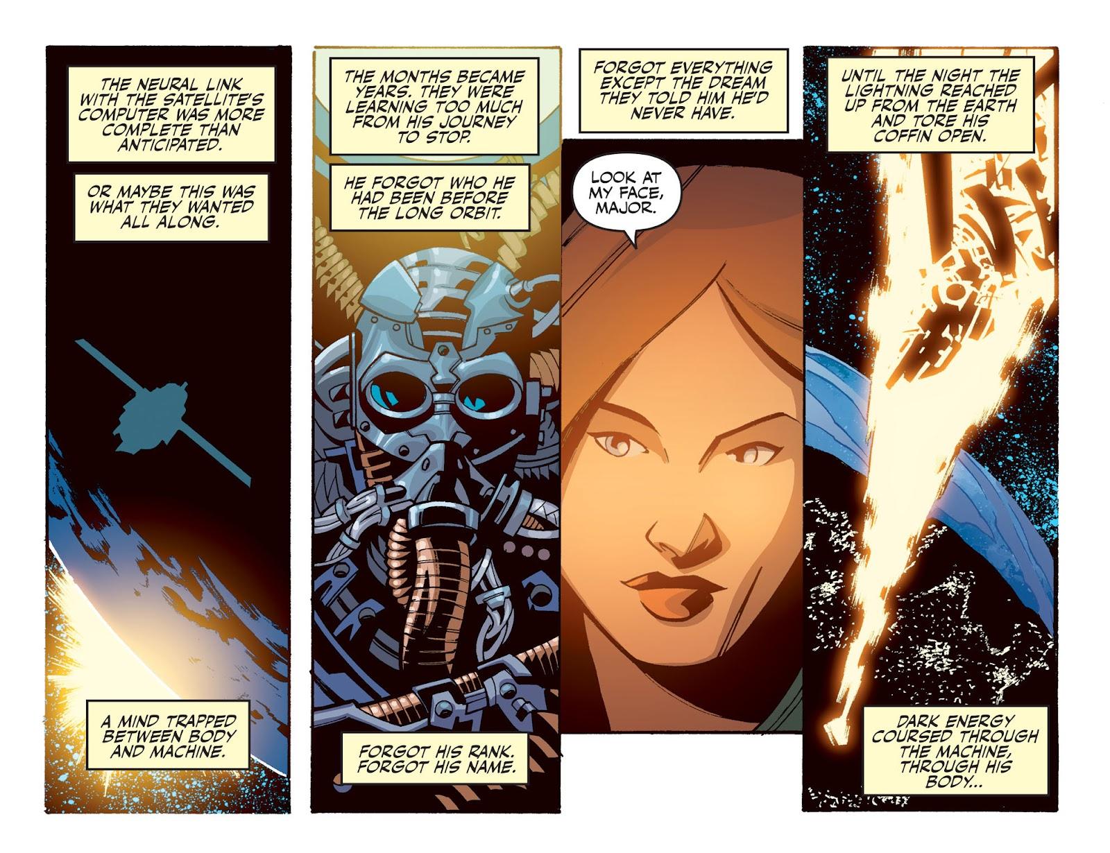 The Flash: Season Zero [I] Issue #19 #19 - English 5